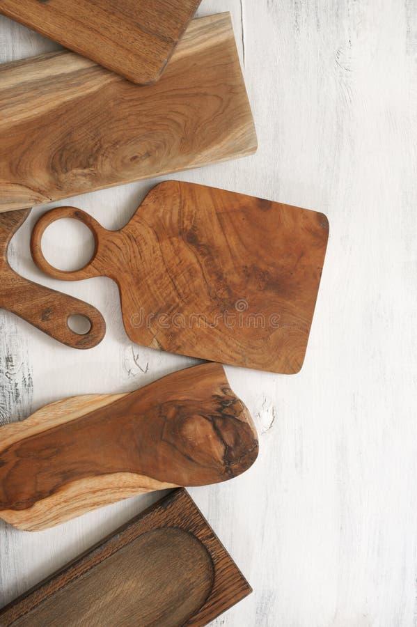 Установите различных утварей кухни стоковая фотография rf