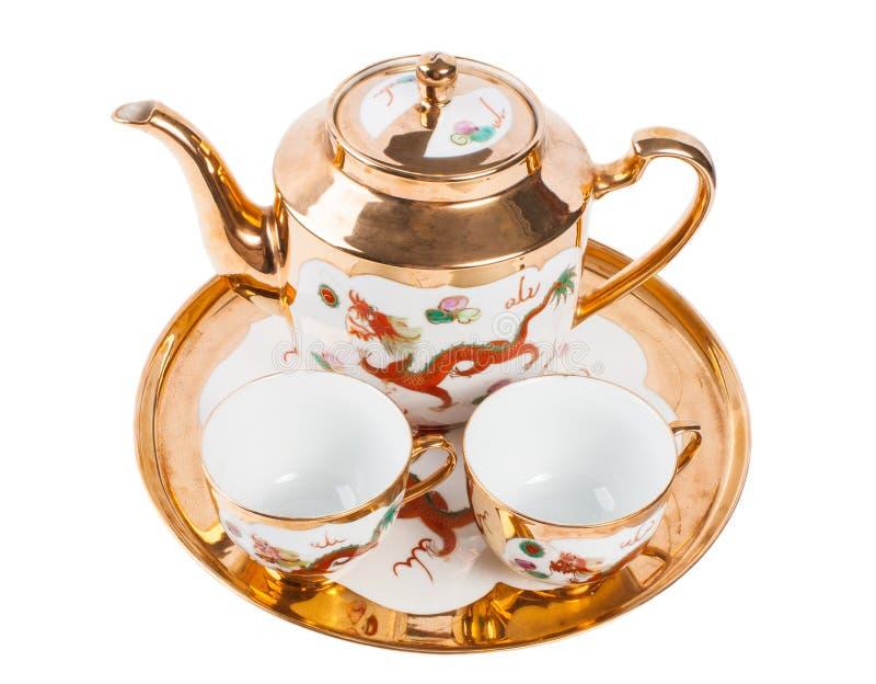 Download установите чай стоковое изображение. изображение насчитывающей ashurbanipal - 40576591
