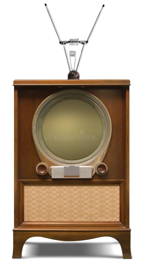 установленное телевидение 1952 бесплатная иллюстрация
