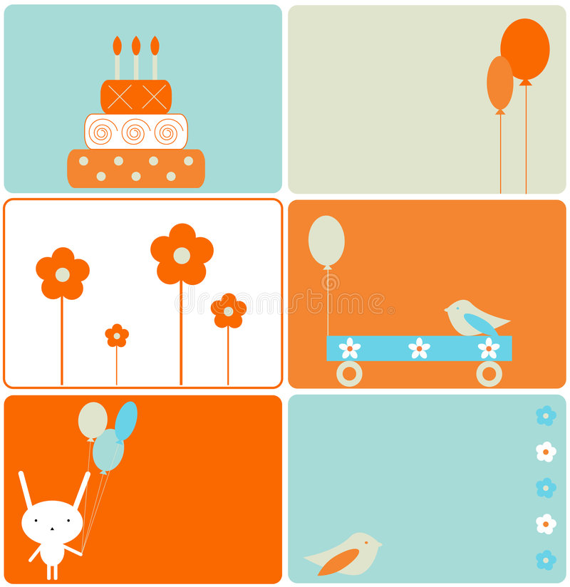 установленные конструкции дня рождения