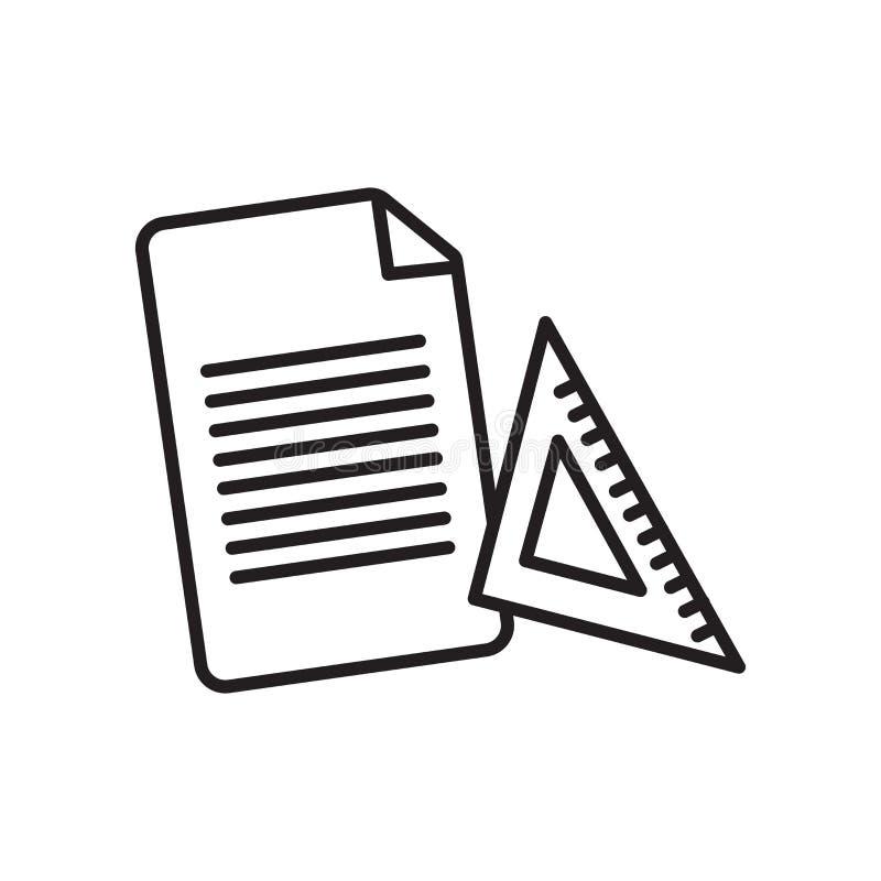 Установленный квадратный вектор значка изолированный на белой предпосылке, установленном квадратном знаке, знаке и символах в тон иллюстрация вектора