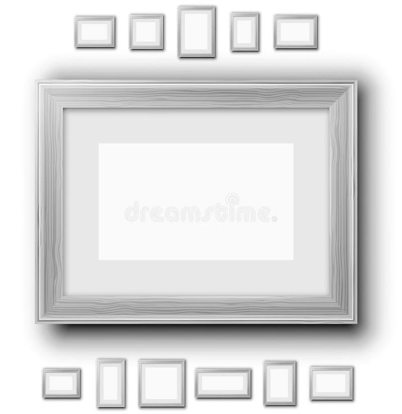 установленные рамки бесплатная иллюстрация