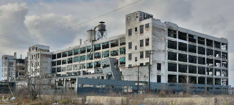 Устарение в Детройт стоковое изображение rf