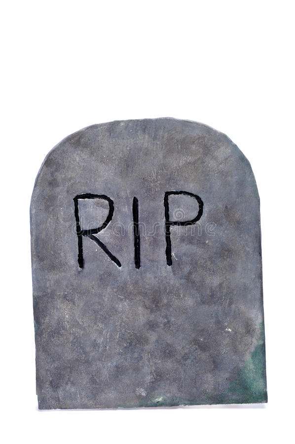 усыпальница halloween каменная стоковые изображения rf