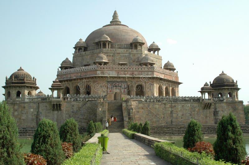 Усыпальница Sher Shah Suri стоковые изображения rf