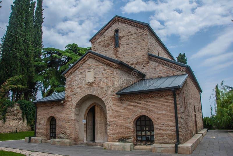 Усыпальница St Nino - монастыря Bodbe стоковые изображения