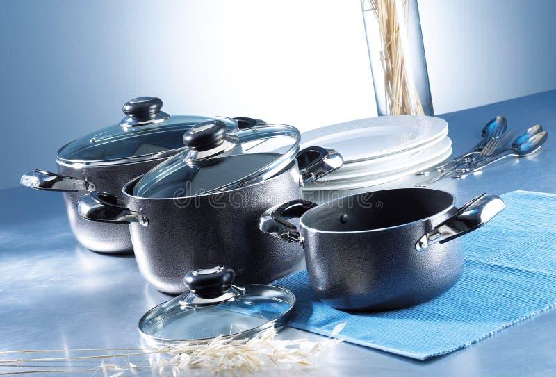 утварь кухни стоковое изображение