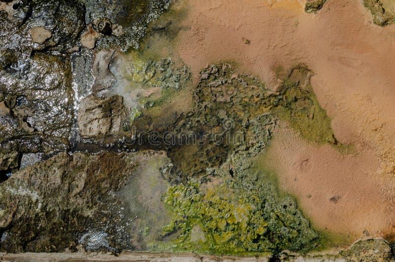 Утесистые воды стоковое фото
