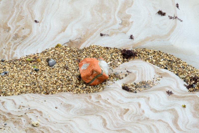 Утесы и камушки стоковые изображения rf