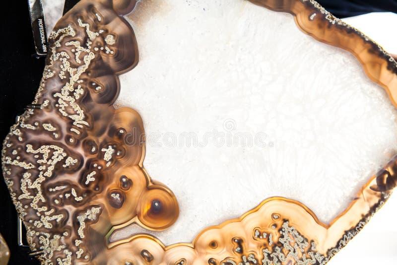 Утесы и минералы стоковое изображение