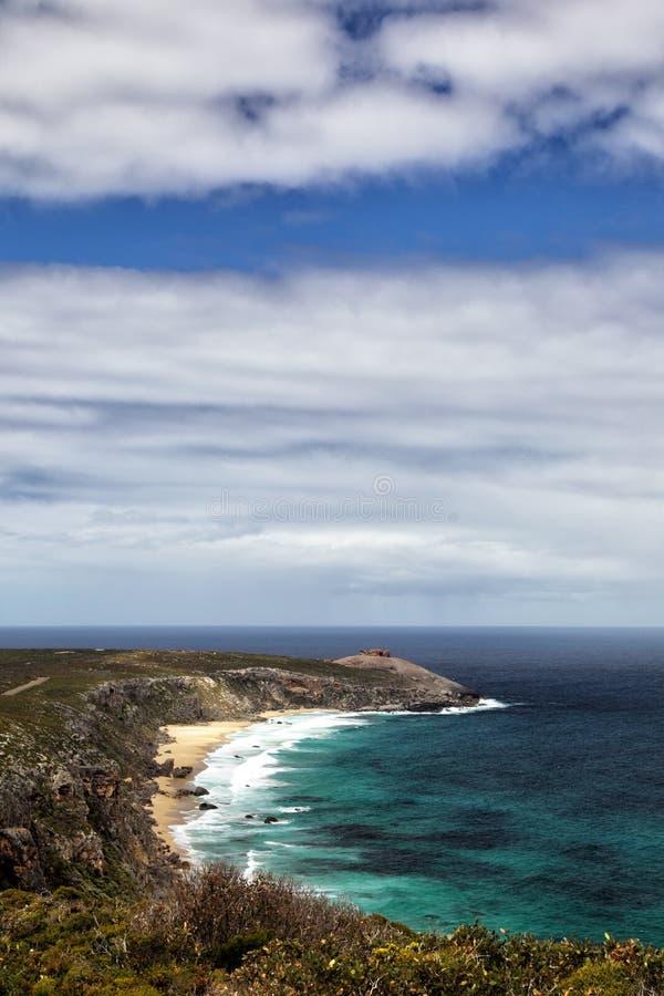 утесы кенгуруа острова замечательные стоковое фото rf