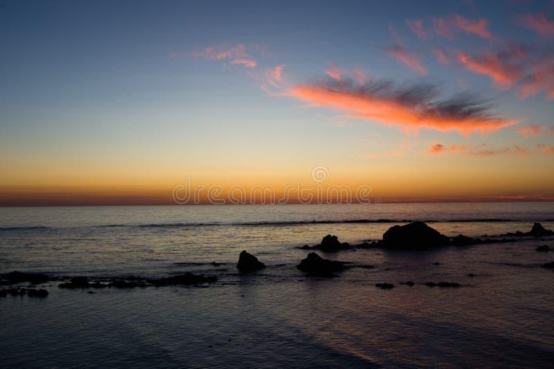 Утесы рифа стоковые фото