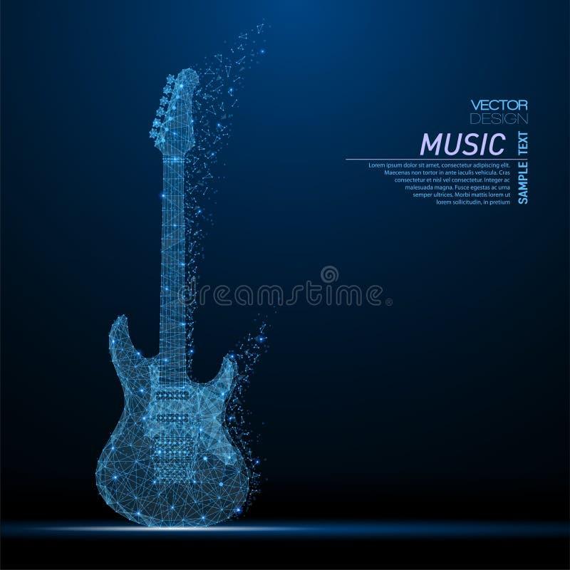 утес электрической гитары бесплатная иллюстрация