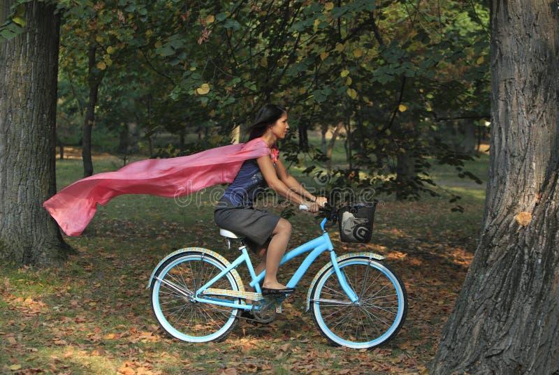 утеха велосипеда стоковое фото