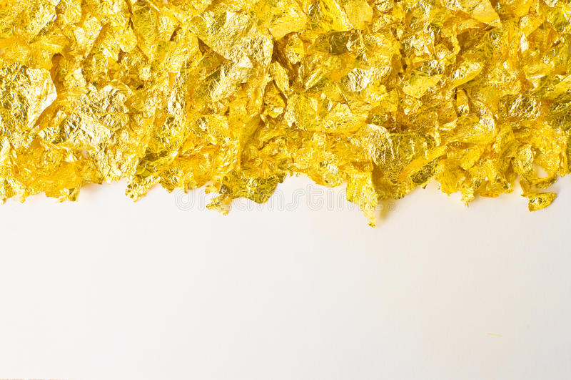Утили сусального золота стоковая фотография