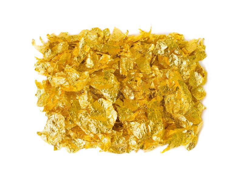 Утили сусального золота стоковая фотография rf