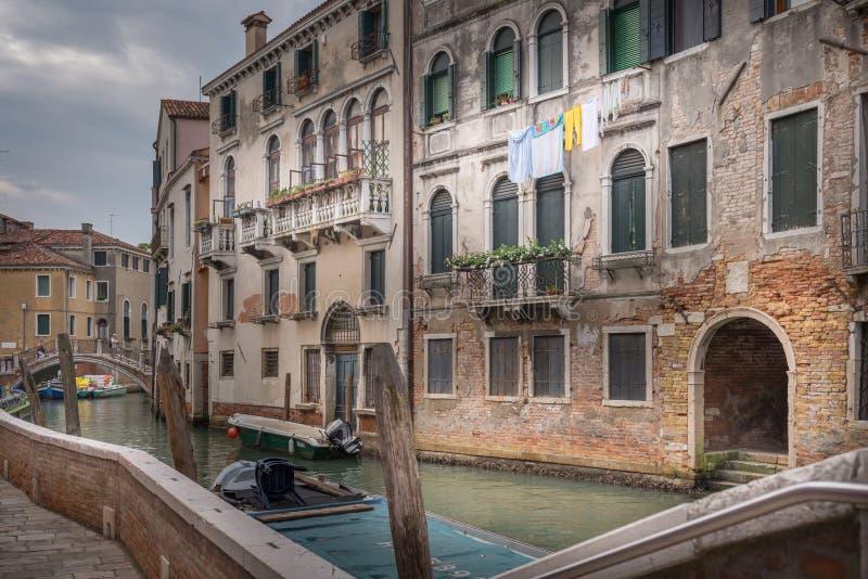 Утро в Венеции стоковое изображение rf
