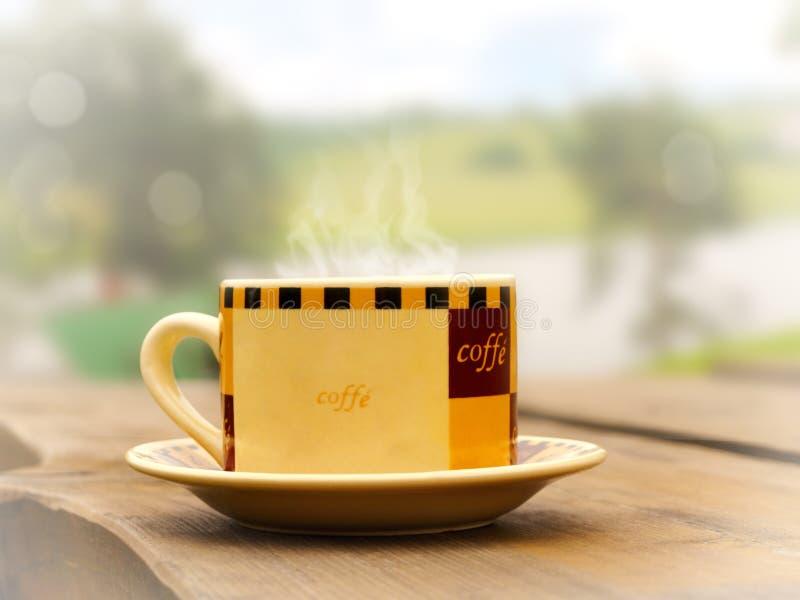утро кофе стоковые фотографии rf