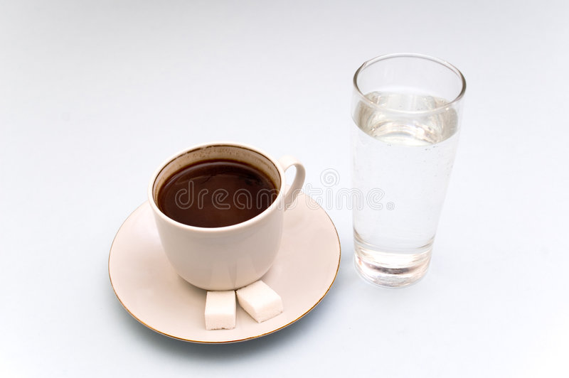 утро coffe стоковое изображение