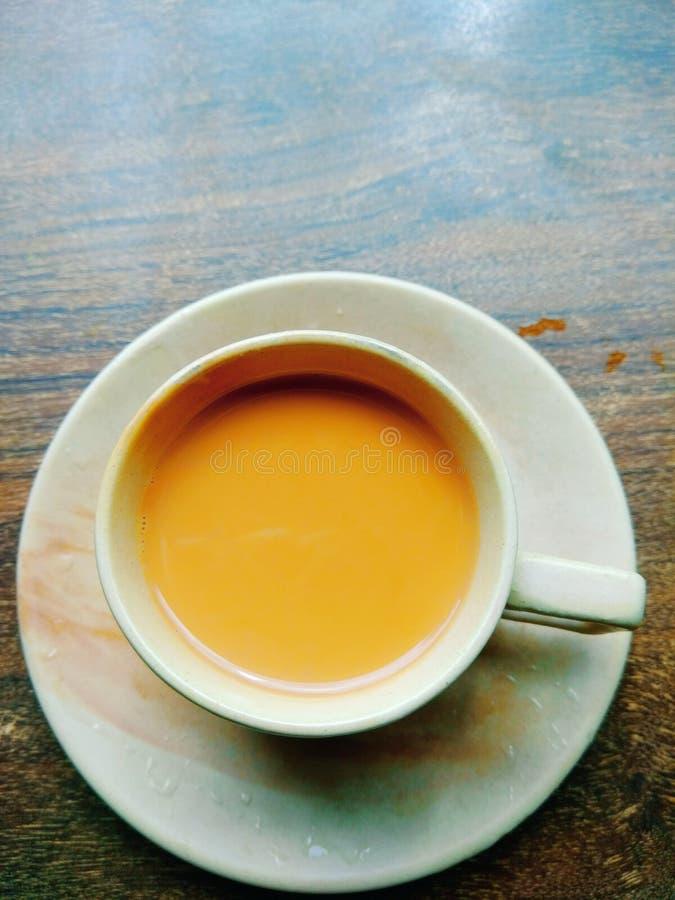 Утро Cuppa стоковая фотография
