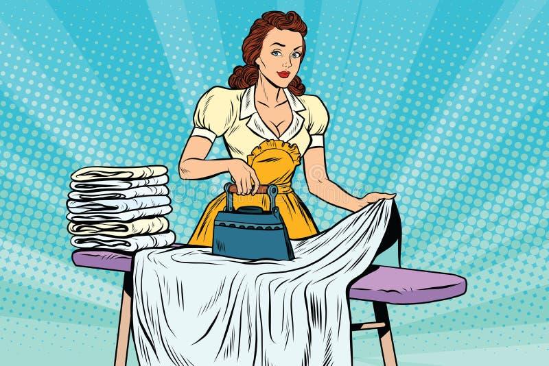 Прикольные картинки девушка гладит белье, осенними