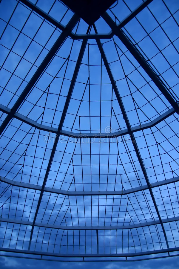 утюг купола стоковые фото