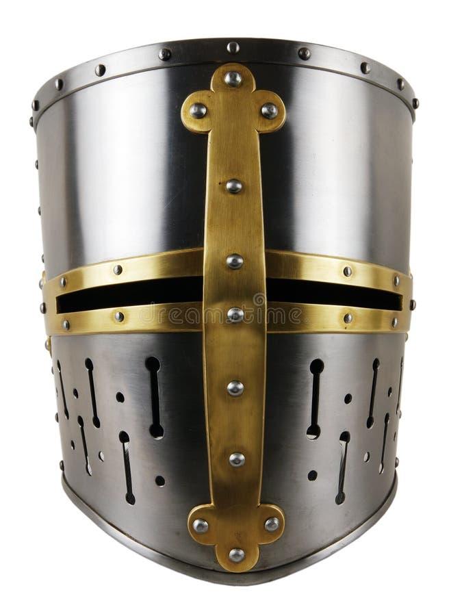 утюг шлема стоковое изображение
