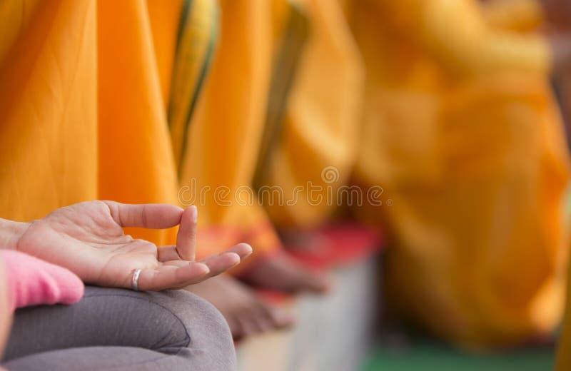духовность стоковое фото
