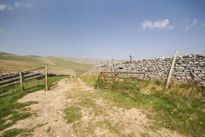 Download Участки земли Йоркшира стоковое фото. изображение насчитывающей путь - 37925418