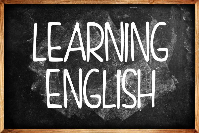 Учить английское название на классн классном языковой школы стоковые фотографии rf