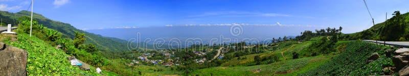 Ушат Berk Phu красивая сцена Petchaboon стоковое изображение