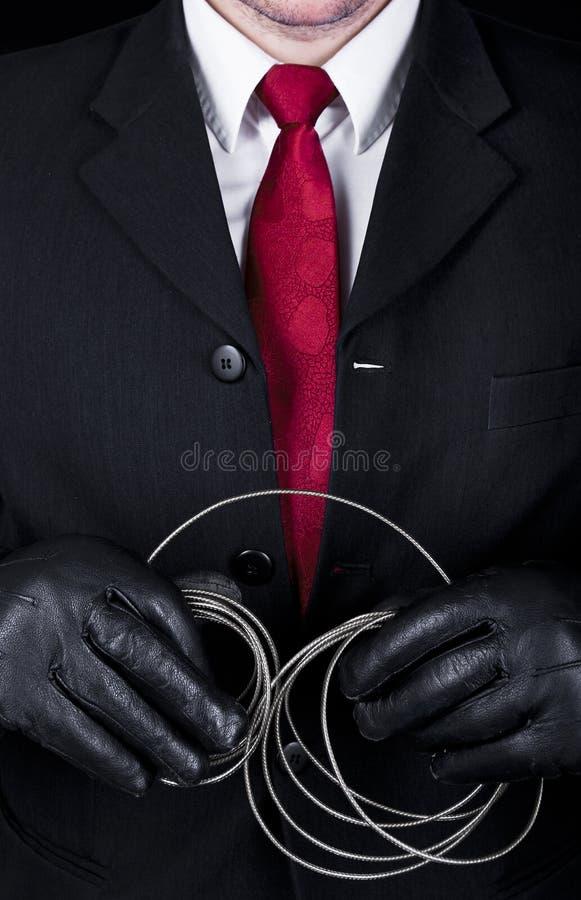 душитель стоковое изображение rf