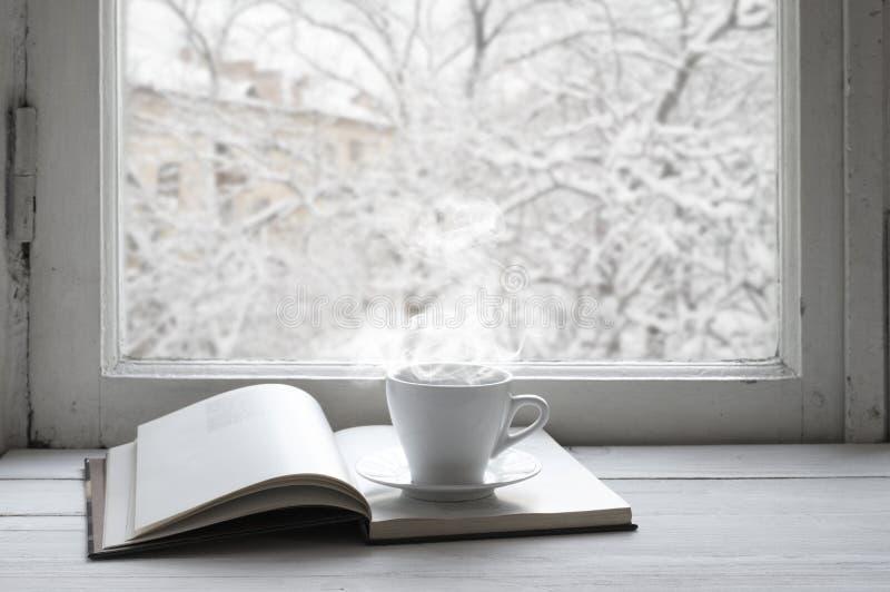 Уютный натюрморт зимы стоковое изображение rf