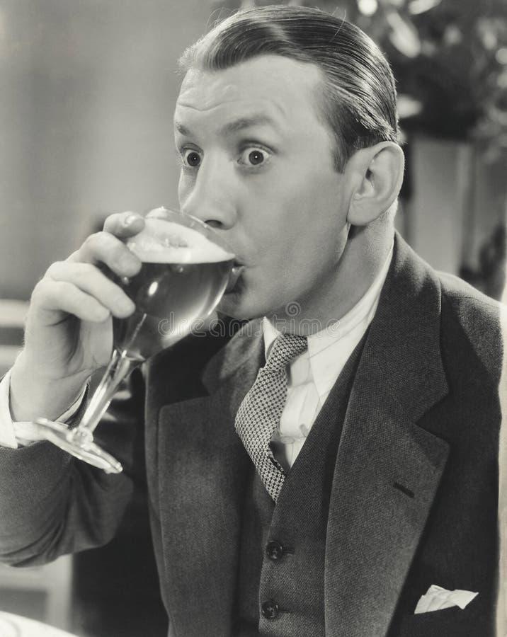 Удивительнейшее пиво стоковая фотография