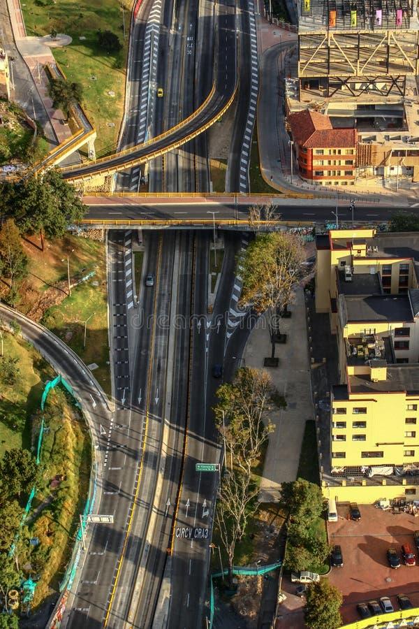 26 улица Богота стоковая фотография
