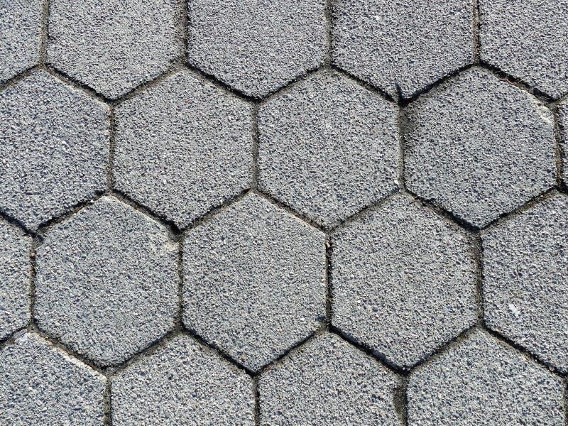 Улица кроет предпосылку черепицей сделанную по образцу сотом стоковое изображение rf