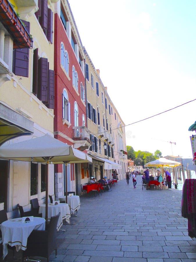 улица venice стоковое фото
