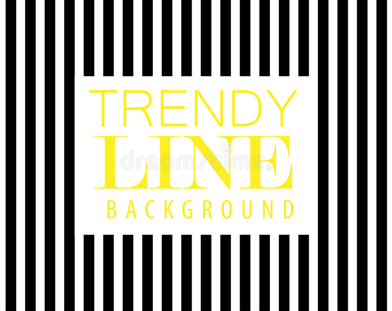 Ультрамодная линия предпосылка, раскосная черная нашивка, элемент современного дизайна, бесплатная иллюстрация