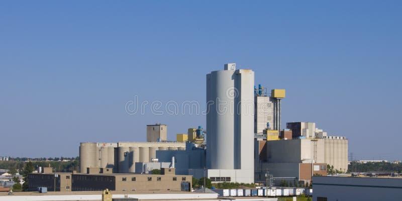 фабрика промышленная стоковые изображения