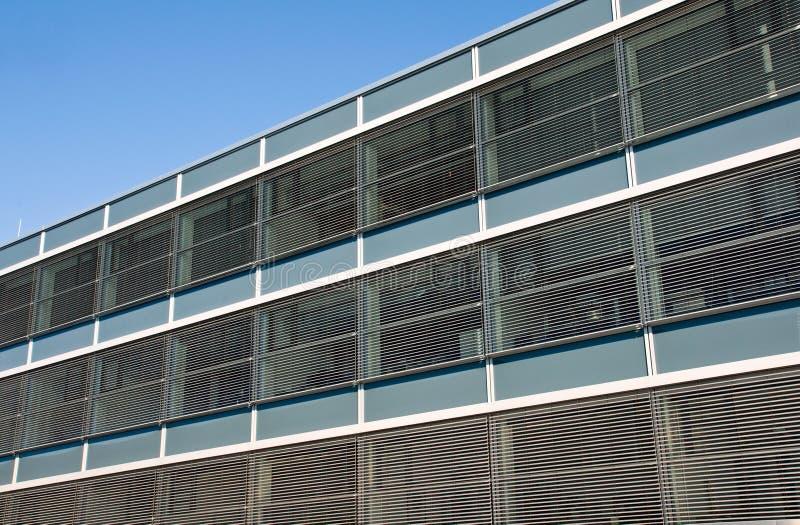 фабрика фасада стоковое изображение