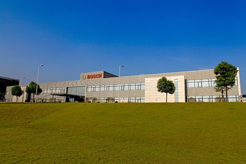 фабрика bosch стоковые изображения