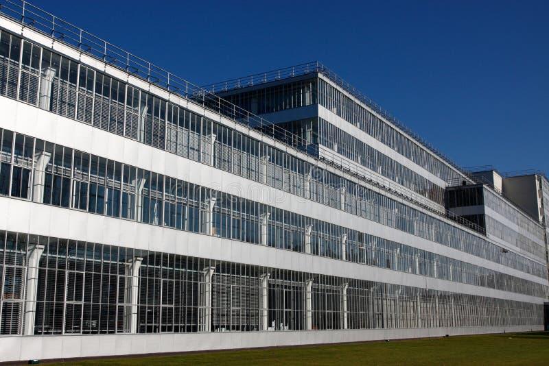 Фабрика Van Nelle стоковое изображение rf
