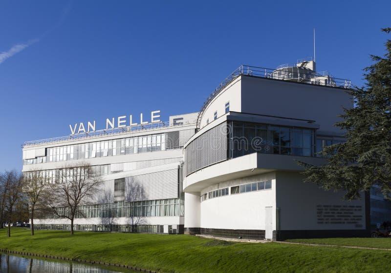 Фабрика Van Nelle стоковое фото rf