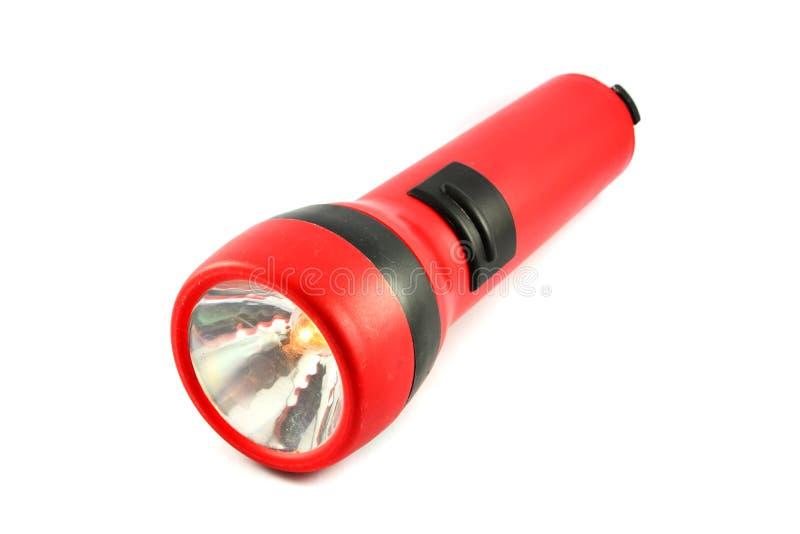Факел электрофонаря стоковая фотография