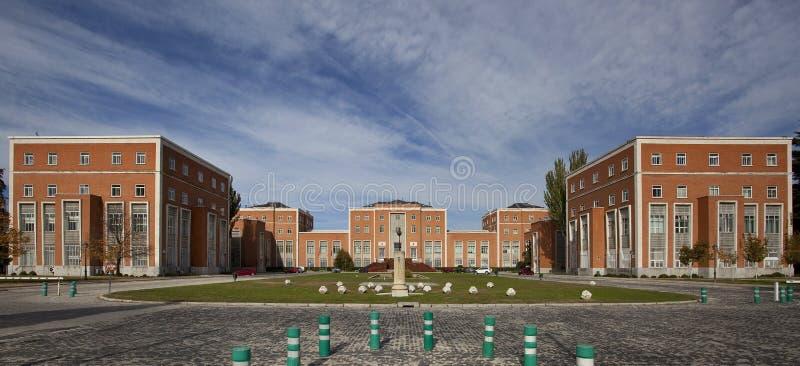 Факультет стоковая фотография