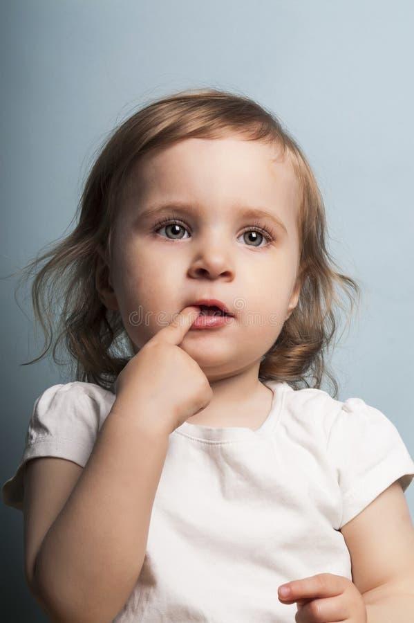 Фантазер ребёнка стоковые изображения rf