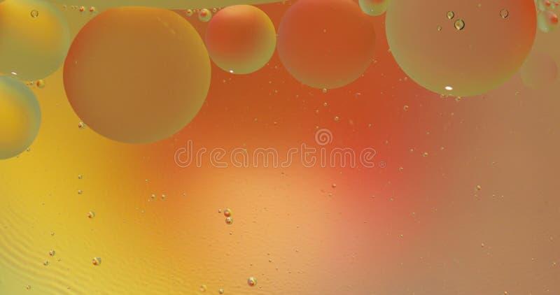 Фантастическая структура красочных пузырей Абстрактная пестротканая предпосылка o стоковое фото