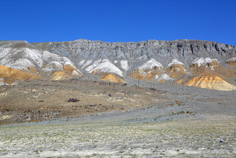 Фантастический ландшафт в горах Altai стоковая фотография