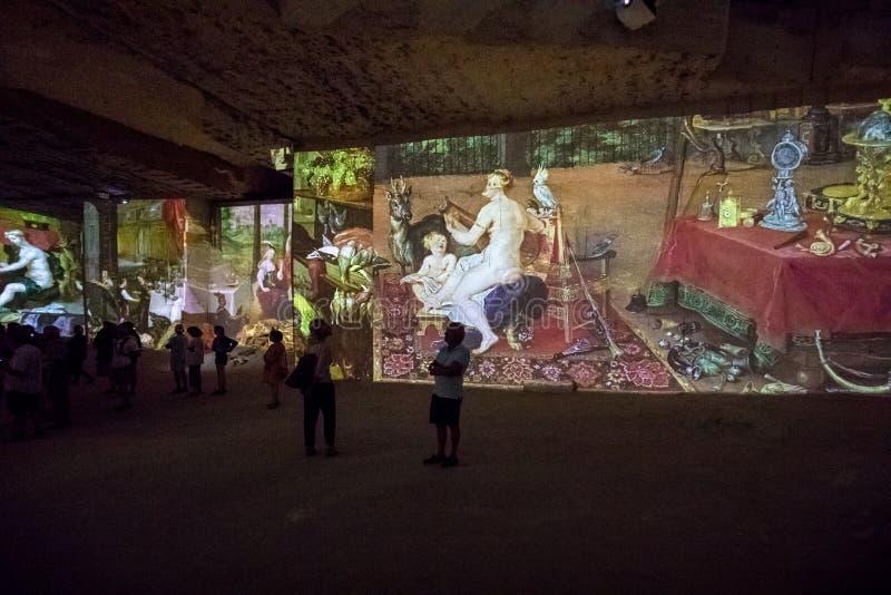 Фантастический и чудесный мир Bosch, Brueghel и Arcimboldo стоковые фото