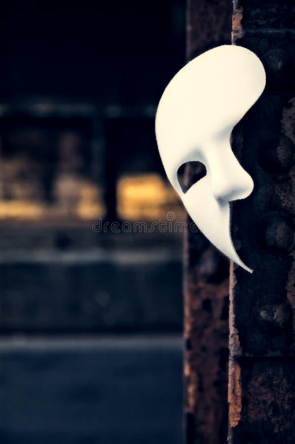 Фантом маски оперы стоковая фотография